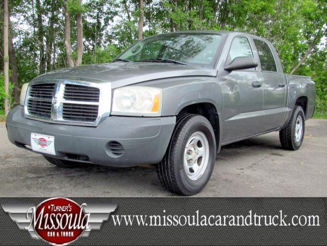 2006 Dodge Dakota 4x2  crew cab