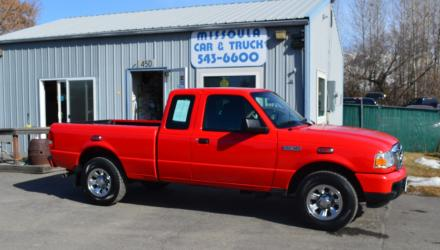2009 Ford Ranger FX4 Off-Road SuperCab 4 Door 4 Wheel Drive