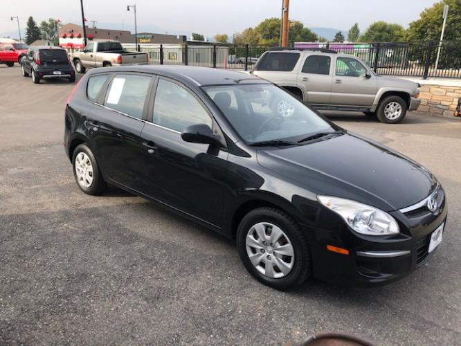 2010 Hyundai Elantra Touring GLS Automatic (KMHDB8AE4AU) with an 2.0L L4 DOHC 16V engine, 4-Speed Automatic transmission, located at 450 N Russell, Missoula, MT, 59801, (406) 543-6600, 46.874496, -114.017433 - Photo #0