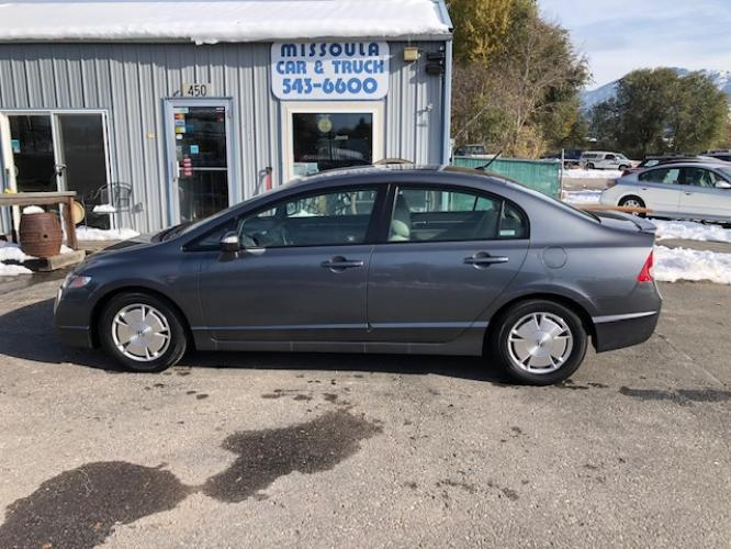 2011 Honda Civic Hybrid CVT AT-PZEV   $8,495