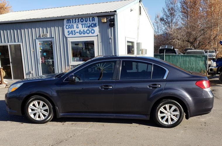 2010 /Grey Subaru Legacy 2.5i Premium (4S3BMCB61A3) with an 2.5L H4 SOHC 16V engine, Continuously Variable Transmisson transmission, located at 450 N Russell, Missoula, MT, 59801, (406) 543-6600, 46.874496, -114.017433 - Photo #0