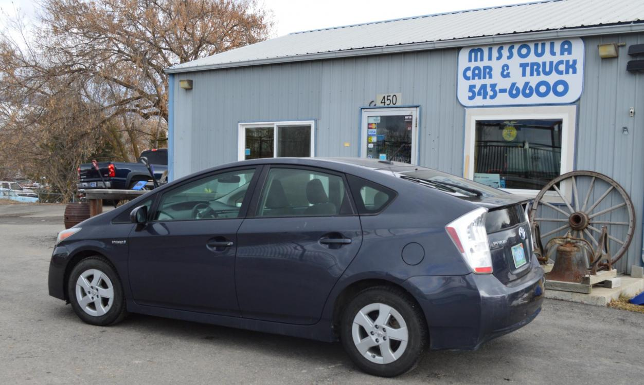 2011 Grey Toyota Prius Prius III (JTDKN3DU8B0) with an 1.8L L4 DOHC 16V engine, Continuously Variable Transmission transmission, located at 450 N Russell, Missoula, MT, 59801, (406) 543-6600, 46.874496, -114.017433 - Photo #0