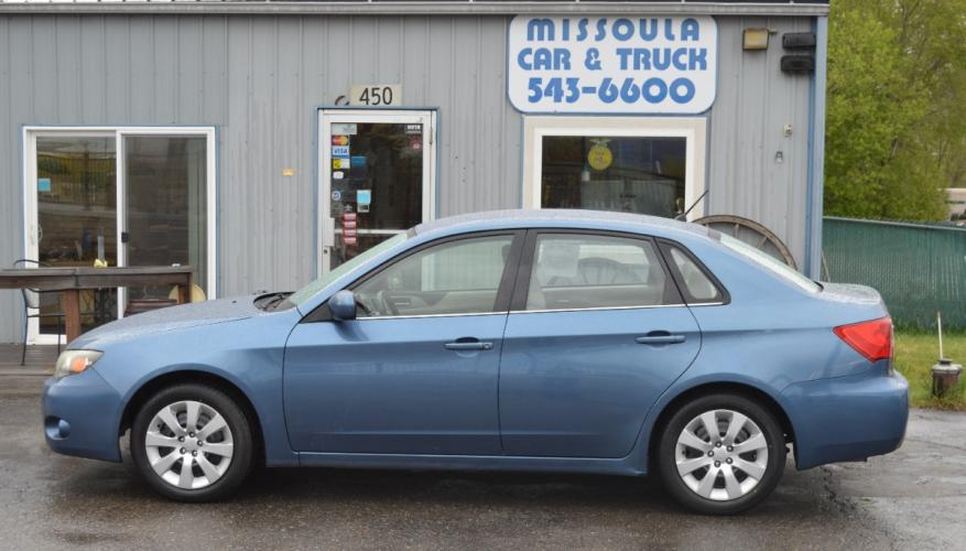 2009 Subaru Impreza 2.5i 4-Door 5 Speed Low Miles! New Timing Belt!