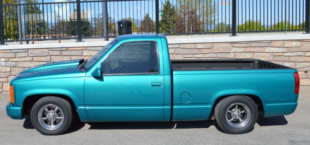 1993 Chevrolet C/K 1500 Reg. Cab 6.5-ft. Bed 2WD Custom Low Rider